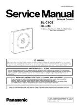 Buy Hitachi BL-C1CE Service Manual by download Mauritron #288599