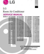 Buy LG LS-H2465DM0 Manual by download Mauritron #305465