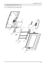 Buy 20080519191116281 05 EXPLODED VIEW PART LIST Manual by download Mauritron #302860