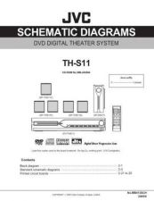 Buy JVC TH-S11 sch Service Manual by download Mauritron #283948