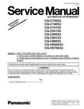 Buy Sharp CQ-C8803U Manual by download Mauritron #298185