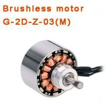 Buy Walkera Gimbal G-2D(M) Parts G-2D-Z-03-1 Brushless Motor(130mm)