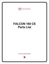 Buy Office Equipment F160CE PARTS by download #335421