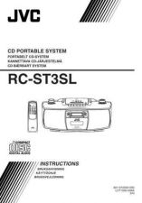 Buy JVC RC-ST3SL-3 Service Manual by download Mauritron #283069