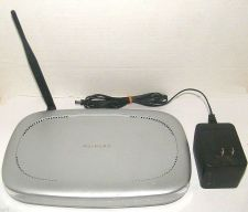 Buy NetGear MR814 Wireless B 11 Mbps 4-Port 10/100 Router internet ethernet DSL PC