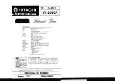 Buy Hitachi TK-2634E Service Manual by download Mauritron #286352