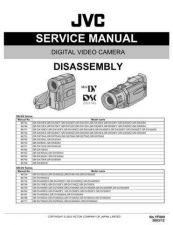 Buy JVC GR-DX25EZ_sch Service Manual by download Mauritron #274270