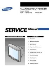 Buy Samsung TXK3279 SM Service Manual by download Mauritron #332869