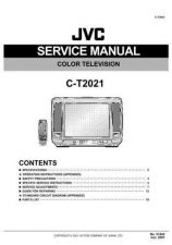 Buy JVC CA-DXT7 Service Manual by download Mauritron #280100