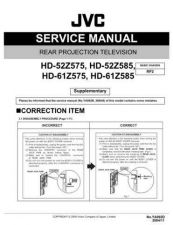 Buy JVC YA092D Service Manual by download Mauritron #278723