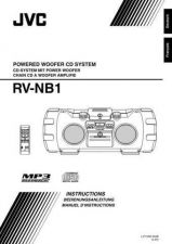 Buy JVC RV-NB1-6 Service Manual by download Mauritron #276445