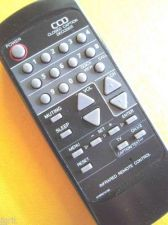 Buy REMOTE CONTROL - CCD closed caption decoder TV text mute sleep quickwiew