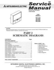 Buy Mitsubishi V20B Service Manual by download Mauritron #323411