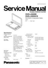 Buy Panasonic DSD0506053CE_A_DVD-LX95EB Manual by download Mauritron #299083