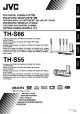 Buy JVC TH-S55-8 Service Manual by download Mauritron #277014