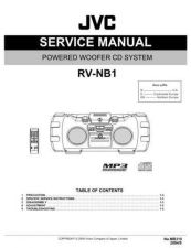 Buy JVC MB319 Service Manual by download Mauritron #277622