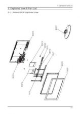 Buy 20080716152128234 05 EXPLODED VIEW PART LIST Manual by download Mauritron #303130