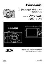 Buy Panasonic DMC-LZ3---- Manual by download Mauritron #298886