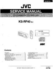 Buy JVC KS-RF30 Service Manual by download Mauritron #282498