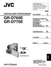 Buy JVC LYT1645-005A-FI 2 Operating Guide by download Mauritron #297483