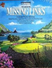 Buy new - BePuzzled Case of the Missing Links Puzzle GOLF NEW Factory Sealed