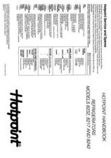 Buy Hotpoint 8217 Refrigeration Operating Guide by download Mauritron #313344