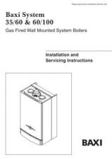 Buy Baxi SYSTEM 35-60 & 60-100 by download Mauritron #324048