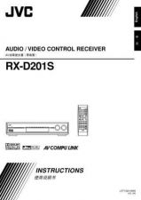 Buy JVC RX-D201S-3 Service Manual by download Mauritron #283235