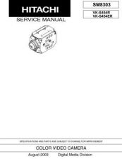 Buy Hitachi VK-K914E Service Manual by download Mauritron #286642