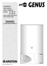 Buy Ariston MICROGENUS PI01 by download Mauritron #323923