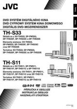Buy JVC TH-S3-4 Service Manual by download Mauritron #284002