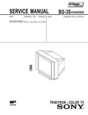 Buy Sony KV-32-35S65 Service Manual by download Mauritron #333024