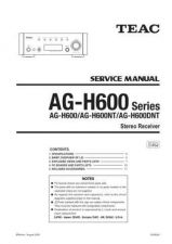 Buy Teac AG-L800_temp Service Manual by download Mauritron #319291