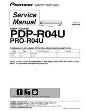 Buy Panasonic PDP-R04U Manual by download Mauritron #301198