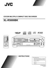 Buy JVC XL-R5000BK-[3] Service Manual by download Mauritron #284605