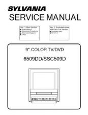 Buy Duraband 6509DD Service Manual by download Mauritron #330438