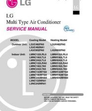 Buy LG L3UC482FA0 Manual by download Mauritron #304749