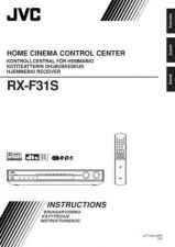 Buy JVC RX-F31S-5 Service Manual by download Mauritron #283324