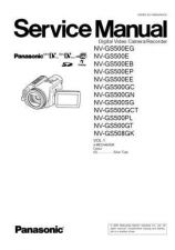 Buy Panasonic NV-GS500EE Manual by download Mauritron #300777