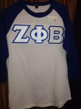Buy Zeta Phi Beta Baseball Jersey - Size Small