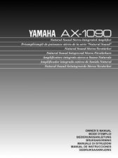 Buy Yamaha AX190 Operating Guide by download Mauritron #315298