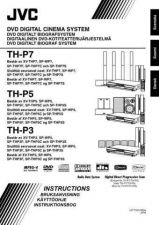 Buy JVC TH-P5-14 Service Manual by download Mauritron #283889