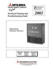 Buy Mitsubishi V20 Training Manual by download Mauritron #323409