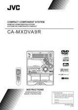 Buy JVC CA-MXDVA9R Service Manual by download Mauritron #281358
