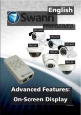 Buy Swann 6XX SERIES OSD GUIDE Instructions by download #336388