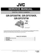 Buy JVC GR-DF470US sch Service Manual by download Mauritron #280639