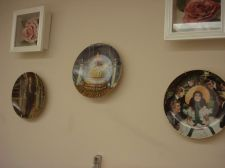 Buy GONE WITH THE WIND Lot of 3 Plates SCARLETT AND HER SUITORS RHETT & MELANIE
