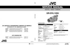 Buy JVC GR-DVF31s Service Manual by download Mauritron #280668
