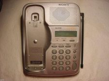 Buy BASE ONLY - Sony SPP SS966 900 MHz Cordless speaker Phone telephone - BASE ONLY