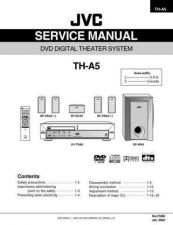 Buy JVC TH-A5 Service Manual by download Mauritron #283692